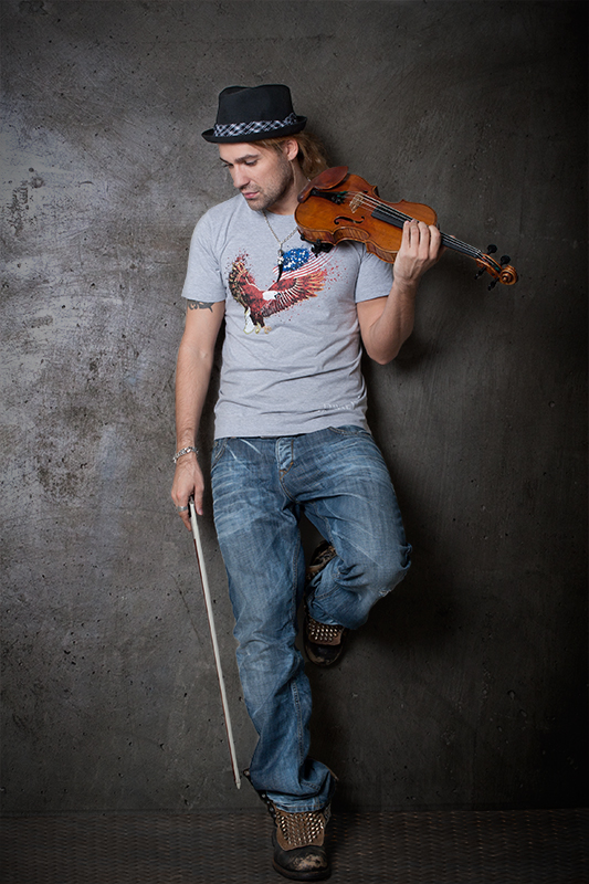 Violist David Garret