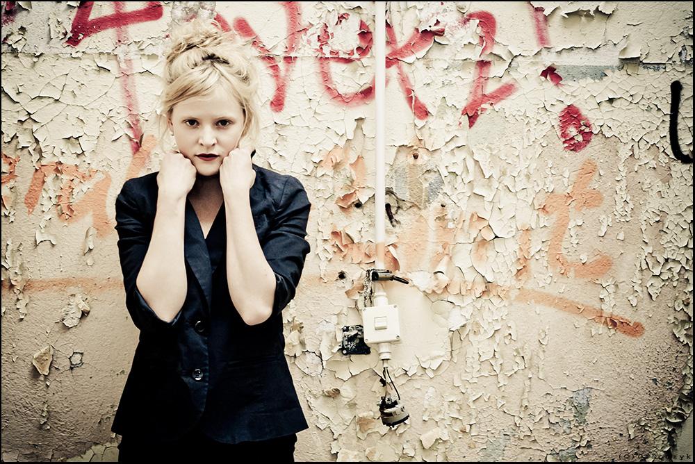 Schauspielerin Fiona Piekarek