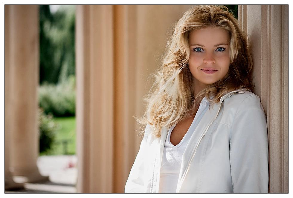 Model Franziska