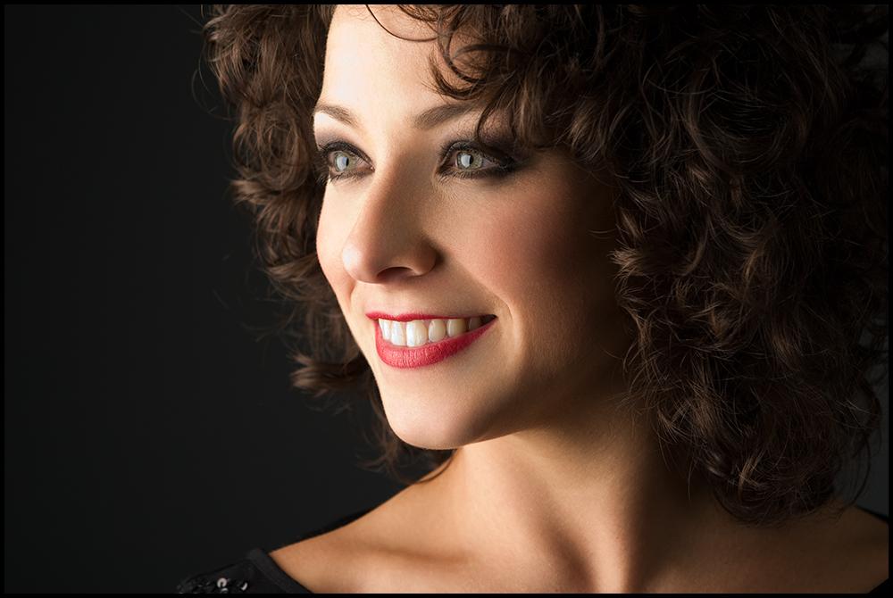 Tänzerin Kelly Trout