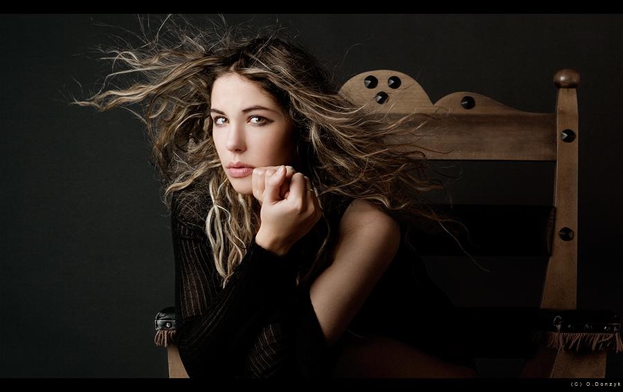 Model Martina Rodriguez